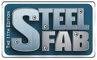 Steel Fab Exhibition 13-16 january 2020