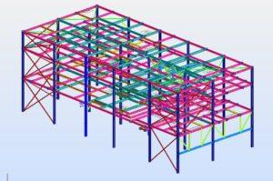 calcul de structure